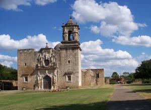 Enabling Legislation For San Antonio Missions NHP