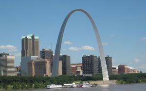 The Gateway Arch and Jefferson National Expansion Memorial