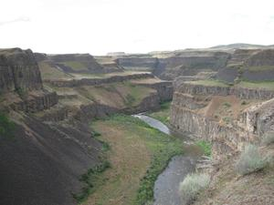 Channel Scabland in the Palouse.