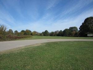 Proposed Site of the Chickasaw Museum and Cultural Center