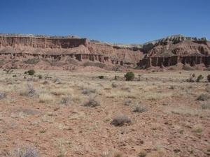 Photo of Middle South Desert in the Hartnet Allotment at Capitol Reef National Park